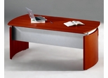 72 Inch Desk in Sierra Cherry - Mayline Office Furniture - ND72CRY