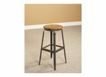 Abbey Backless Stool - Largo - LARGO-ST-D272-NOBACK