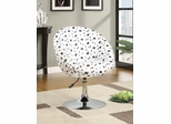 Accent Chair with Dalmatian Pattern - 900520