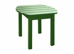 Accent / Side Table in Hunter Green - T-51901