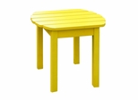 Accent / Side Table in Yellow - T-51903
