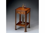 Accent Table in Olive Ash Burl - Butler Furniture - BT-1486101
