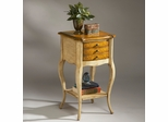 Accent Table in Pine and Cream - Butler Furniture - BT-1375166
