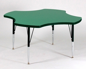 """Activity Table - Clover 48"""" - Correll Office Furniture - A48-CLO"""