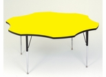 "Activity Table - Flower Shape 60"" - Correll Office Furniture - A60-FLR"