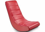 Adult Video Rocker Classic Red