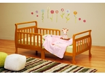 AFG Baby Anna Toddler Bed Pecan
