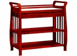 AFG Baby Nadia Changing Table Cherry
