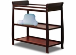 AFG Baby Naomi Changing Table Cherry
