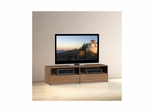 Alizee 60'' TV Stand - 2 Open Shelves, 2 Drawers - Nexera Furniture