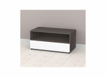 Allure 36'' TV Stand - 1 Open Shelf, 1 Drawer - Nexera Furniture
