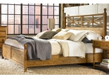 American Drew Americana Home Low Poster Queen Bed - 114-323R