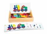 Animal Train Sort and Match in Multi Color - Guidecraft - G5082