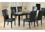 Anisa 7PC Dining Table and Chairs Set - 102791