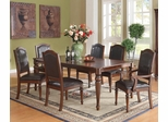Anson Transitional Seven Piece Dining Set - 103461