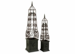 Antique Topiaries (Set of 2) - IMAX - 12463-2
