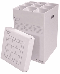 AOS Manager MGR-25-9 Rolled Document Organizer