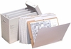 AOS VFILE25 Vertical Flat Storage with 10 VFolder25
