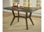 Arbor Hill Extension Dining Table in Colonial Chestnut - Hillsdale Furniture - 4232-814