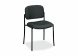 Armless Guest Chair - Charcoal - BSXVL606VA19