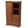 Armoire in Morgan Cherry - Imagine - South Shore Furniture - 3576045