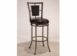 Auckland Swivel Counter Stool in Grey Stone - Hillsdale Furniture - 4262-826