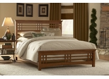 Avery Full Size Bed with Rails - Fashion Bed Group - B51A94