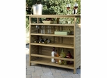 Bali Hai Bar Cabinet in Natural - Home Styles - 5660-99
