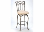Bar Stool - Kendall Bar Stool with Memory Swivel - Hillsdale Furniture - 4708-831