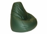 Bean Bag Chair Adult Extra Large in Spruce - Lifestyle - 30-1051-327