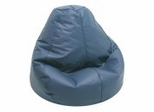 Bean Bag Chair Adult in Cobalt - Lifestyle - 30-1041-323