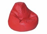 Bean Bag Chair Adult in Dark Red - Lifestyle - 30-1041-318