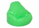 Bean Bag Chair Adult in Neon - Wetlook - 30-1041-130