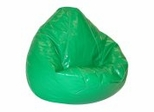 Bean Bag Chair Kids Large in Green - Wetlook - 30-1021-118