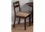 Bedford Acacia Upholstered Side Chair - Set of 2 - 743-811KD