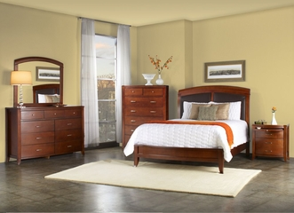 Bedroom Furniture Set 1 - Brighton - Modus Furniture - BR-BSET-1