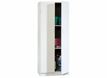 Beginnings Storage Cabinet Soft White - Sauder Furniture - 407468