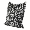 Black and White Contemporary Curves Anywhere Lounger - Powell Furniture - POWELL-199-B012