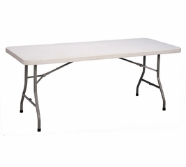 """Blow Molded 30"""" x 60"""" Food Service Table - Correll Furniture - FS3060"""