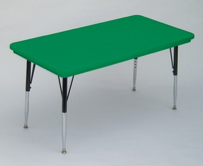 """Blow-Molded Activity Table 24"""" x 48"""" - Correll Office Furniture - AR2448REC"""