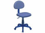 Blue Task Chair - BT-698-BLUE-GG