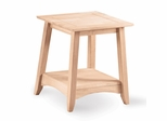 Bombay Tall End Table - OT-4TE
