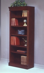 Bookcase DMI - Bookcase (Right Hand Facing) - Traditional Office Furniture - 7990-128
