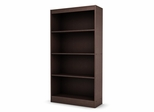 Bookcase in Chocolate - South Shore Furniture - 7259767
