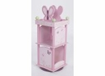 Bookcase - Sugar Plum Revolving Bookcase - LOD70005