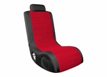 BoomChair A44 Black Red - Lumisource