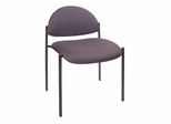 Boss Diamond Stacking Chair In Grey - B9505-GY
