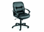 Boss Leather Office Chair - B-7306