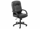 Boss Leather Office Chair - B-7401