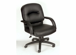 Boss Leather Office Chair - B-7406